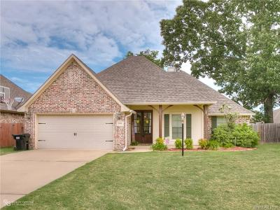 Benton Single Family Home For Sale: 3931 Le Brooke Lane