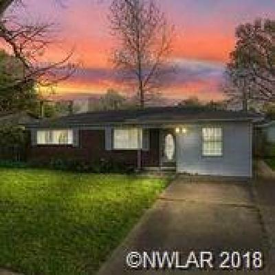 Bossier City Single Family Home For Sale: 1834 Alison Avenue