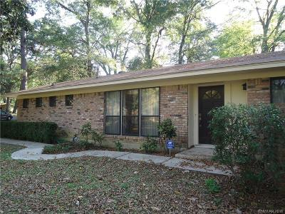 Caddo Parish Single Family Home For Sale: 925 Empire Circle