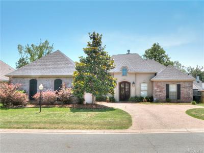 Hidden Trace Single Family Home For Sale: 520 Grand Oaks