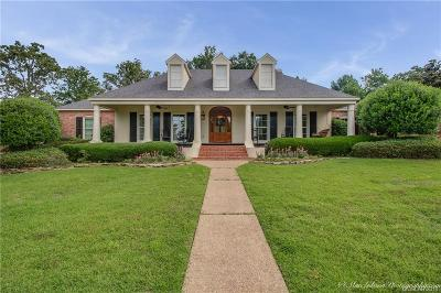Shreveport Single Family Home For Sale: 11270 Heritage Oaks Drive