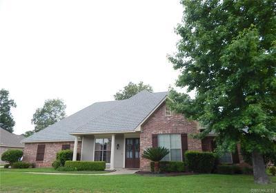 Hidden Trace Single Family Home For Sale: 424 Hidden Oaks Circle