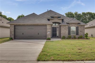 Bossier City Single Family Home For Sale: 3429 Grand Cane Lane