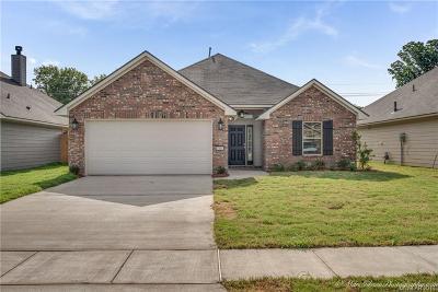 Bossier City Single Family Home For Sale: 3415 Grand Cane Lane