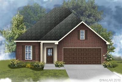 Bossier City Single Family Home For Sale: 357 Coppice Place