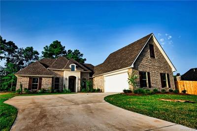 Shreveport LA Single Family Home For Sale: $419,950