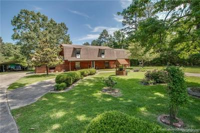 Benton Single Family Home For Sale: 5354 Linton Cutoff Road
