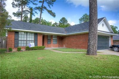 Shreveport Single Family Home For Sale: 4204 Scenic Drive