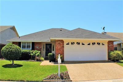 Shreveport Single Family Home For Sale: 9720 Ash Street