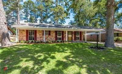 Shreveport LA Single Family Home For Sale: $134,900