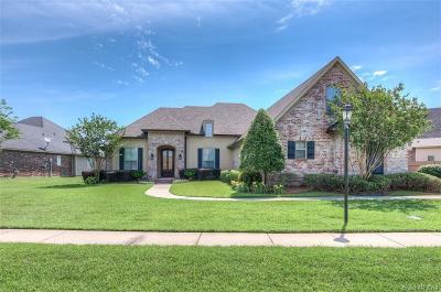 Twelve Oaks Single Family Home For Sale: 9531 Mazant Lane