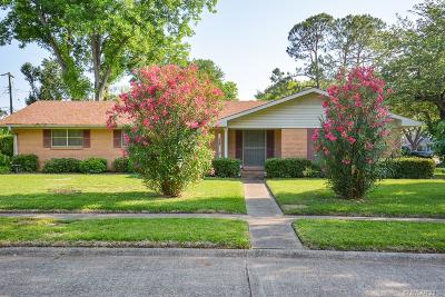 Shreveport LA Single Family Home For Sale: $195,000