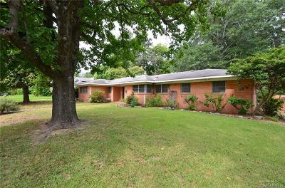 Shreveport LA Single Family Home For Sale: $120,800