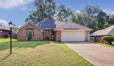 Shreveport LA Single Family Home For Sale: $182,000