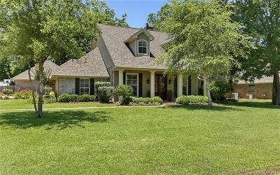 Bossier City Single Family Home For Sale: 1015 Fawn Hollow
