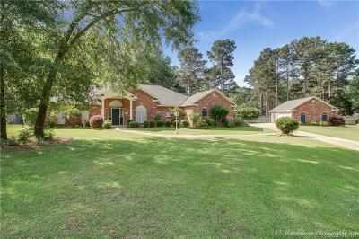 Benton Single Family Home For Sale: 2870 Hillcrest Circle