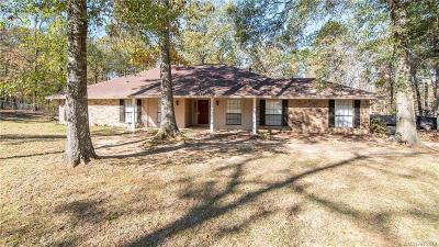 Haughton Single Family Home For Sale: 3 Crandon Circle