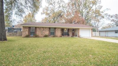 Benton Single Family Home For Sale: 1014 Dale Drive