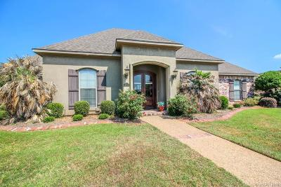 Bossier City Single Family Home For Sale: 601 Fall Winds Circle