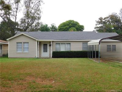 Bossier City Single Family Home For Sale: 1117 Patricia Drive