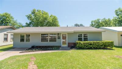 Bossier City Single Family Home For Sale: 1526 Clarence Street