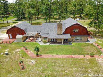 Keithville Single Family Home For Sale: 10635 Saddle Lane