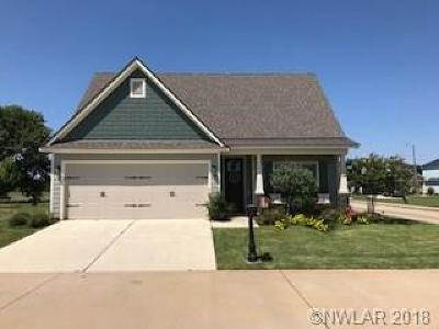 Bossier City Single Family Home For Sale: 300 Perfect Place
