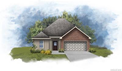 Shreveport LA Single Family Home For Sale: $160,900