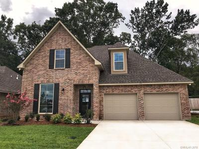 Bossier City Single Family Home For Sale: 339 Coppice Place