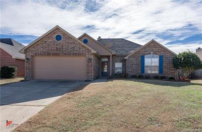 Bossier City Single Family Home For Sale: 219 Avondale Lane