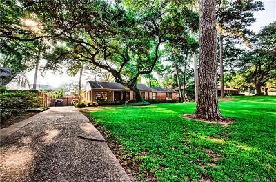 Shreveport LA Single Family Home For Sale: $265,000