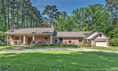Shreveport Single Family Home For Sale: 2085 Pepper Ridge Drive