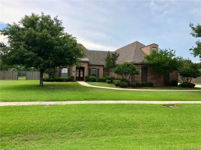 Bossier City Single Family Home For Sale: 132 Autumn Creek
