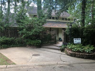 Shreveport Single Family Home For Sale: 31 Spring Lake Way