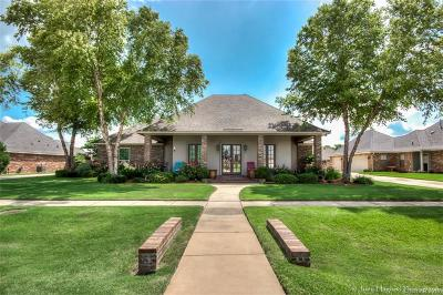 Bossier City Single Family Home For Sale: 128 Plantation Trace