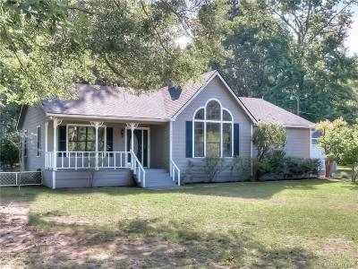 Haughton Single Family Home For Sale: 7245 Highway 157
