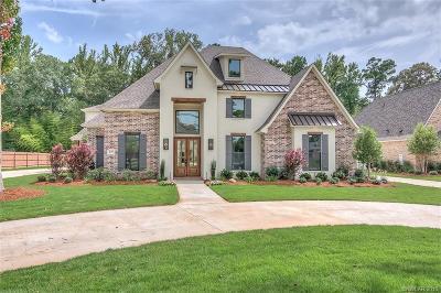 Shreveport Single Family Home For Sale: 439 Oakwood Trace