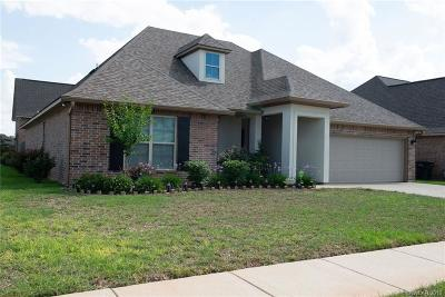 Bossier City Single Family Home For Sale: 1015 Maize Street