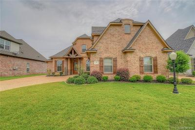 Bossier City Single Family Home For Sale: 672 Dumaine Drive