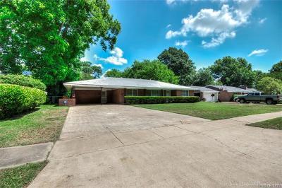 Shreveport Single Family Home For Sale: 466 Pennsylvania Avenue
