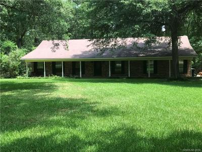 Stonewall Single Family Home For Sale: 170 Douglas Drive
