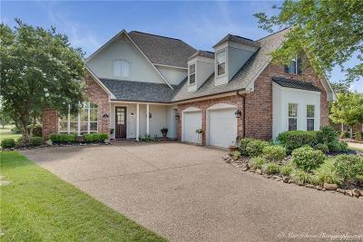 Bossier City Single Family Home For Sale: 61 Emory Court