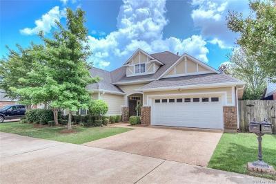 Shreveport Single Family Home For Sale: 109 Baltic Drive