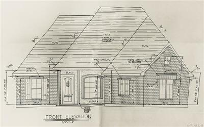 Benton Single Family Home For Sale: 408 Halifax Circle