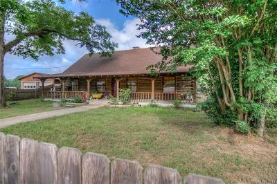 Keithville Single Family Home For Sale: 12292 Greenwood Springridge Road