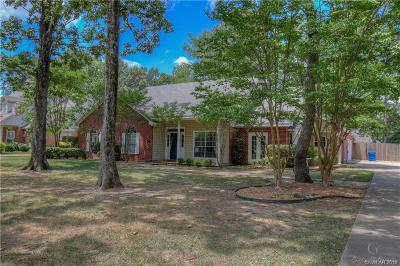 Benton Single Family Home For Sale: 4913 Willow Chase