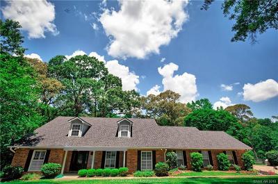 Shreveport Single Family Home For Sale: 3008 Nottingham Drive