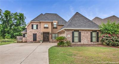 Bossier City Single Family Home For Sale: 801 Hackberry Drive