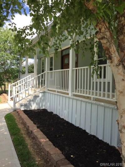 Benton Single Family Home For Sale: 125 Peace Lane