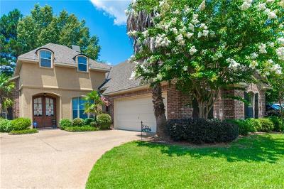 Shreveport Single Family Home For Sale: 10480 Keysburg Court
